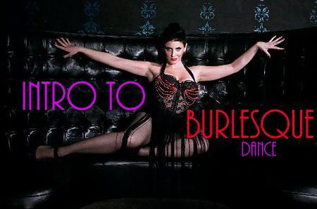 Intro to Burlesque Workshop