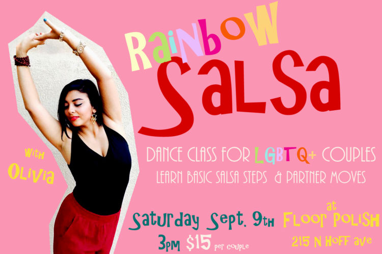 Salsa Dance Class for LGBTQ+ Partners in Tucson
